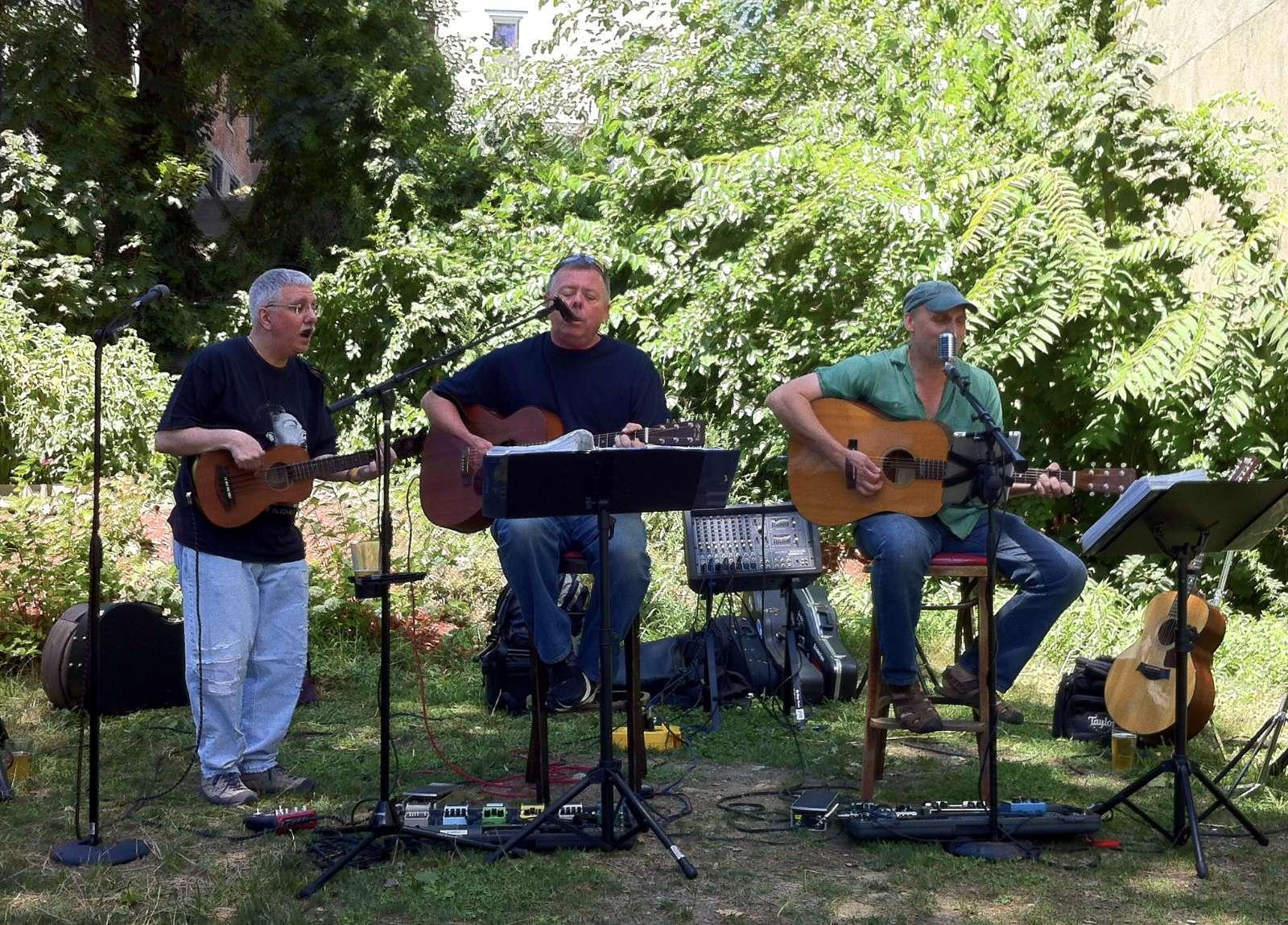 The Flynns at the Birdsall