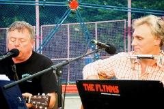 The Flynns in Windmuller Park